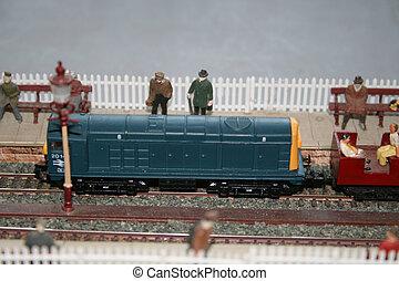 diesel, model