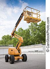 Boom Lift - Diesel Powered Articulating Boom Lift