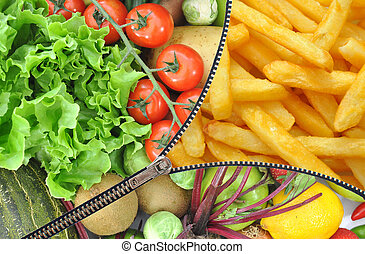 Diet lifestyle choice