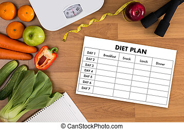 DIET PLAN healthy eating, dieting, slimming and weigh loss...