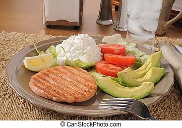 Diet platter