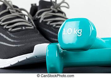 Diet & weight loss concept