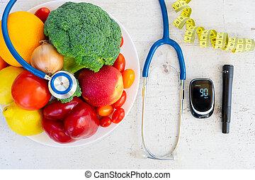 dieta sana, diabetes