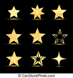 diferente, estrellas