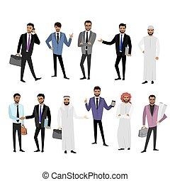 diferente, raças, femininas, caras