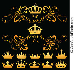different crowns