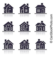 Different home icons