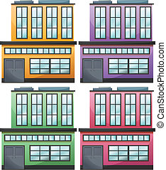 Different house designs