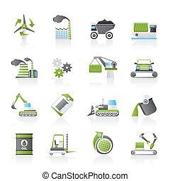 different kind of industry icons - different kind of...