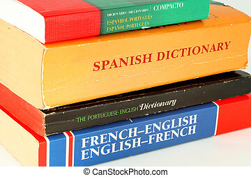 language dictionaries - different language dictionaries
