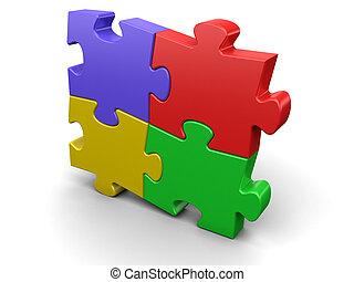 Different Puzzle