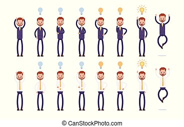different search options and find ideas. business