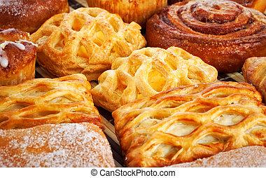 sweet baking - different sweet baking