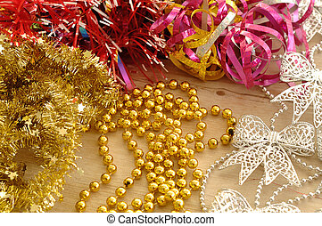 Different type of garlands