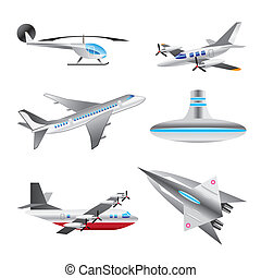 different types of Aircraft