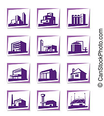 Different types of construction