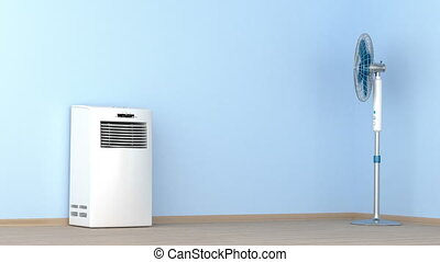 Different types of electric cooling devices - Different...