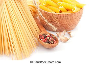Different types of pasta - Different types of Italian pasta...