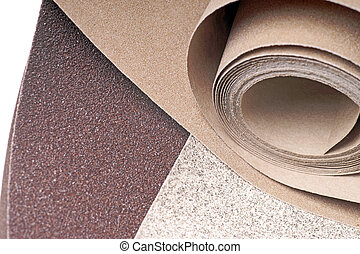 sandpaper - different types of sandpaper