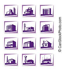 differente, costruzione, tipi
