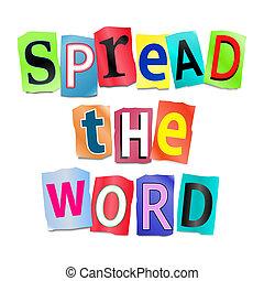 diffusion, les, word.