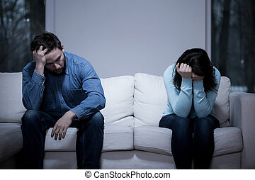 dificuldades, em, relacionamento