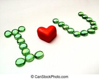 dig, kärlek