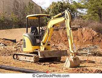 Digger and Dirt