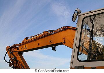 Digger - Construction Digger