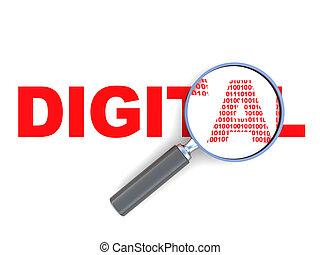 digitális