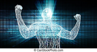 digitális, transzformáció