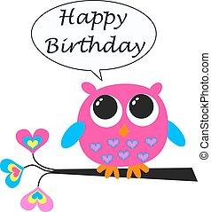 happy birthday - digitak happy birthday card