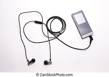 Digital audio player