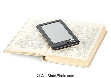 Digital book reader