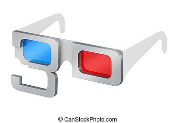 digital, brille