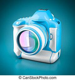 Digital camera 3d model