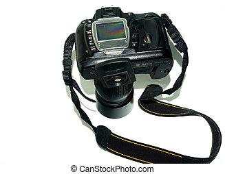 Digital camera - Digital SLR camera