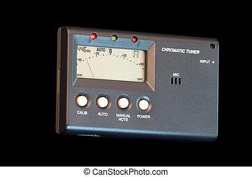Digital Chromatic Tuning Instrument