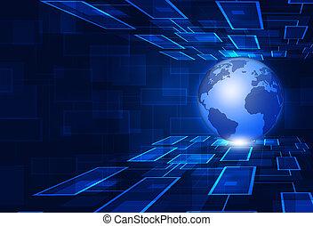 Digital Communication Business background