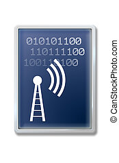 Digital communication symbol