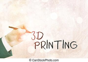 digital, conceptual, foto, model., elaboración, ...