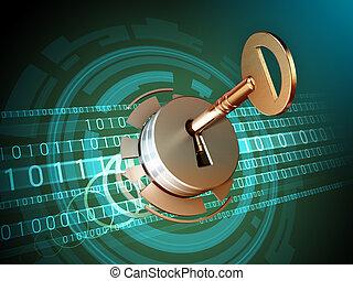 Digital data access