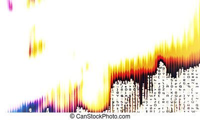 Digital Data Chaos 0256