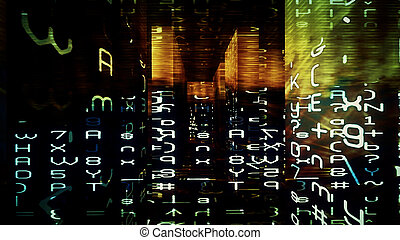 Digital Data Chaos 0326