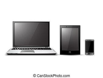 Digital devices set