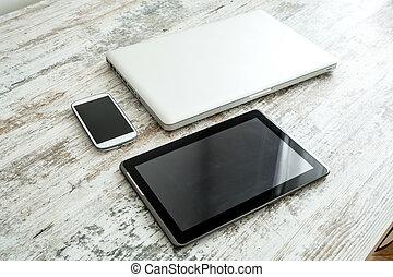 digital, dispositivos