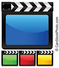 Digital film slate 2