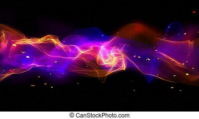 Digital fire loop