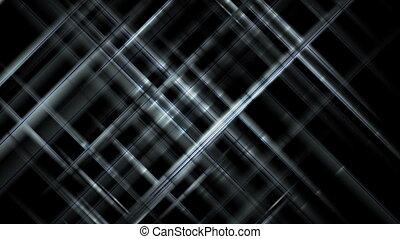 Digital futuristic dark blue tech abstract motion background