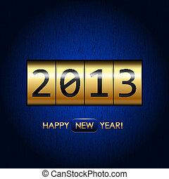 """Digital """"Happy New Year!"""""""